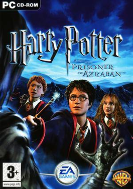 Picture of a game: Harry Potter And The Prisoner Of Azkaban