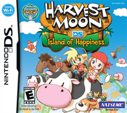 Harvest Moon Sunshine Islands S Rank Code