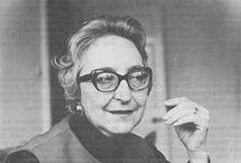 Helen Vlachos Greek journalist