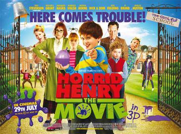 Horrid Henry Henry Car Accident Fanfiction