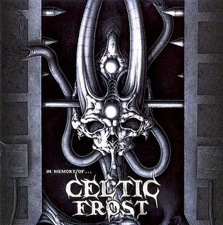 <i>In Memory of Celtic Frost</i> 1996 studio album by Various Artists
