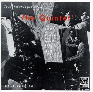 <i>Jazz at Massey Hall</i> 1953 live album by The Quintet