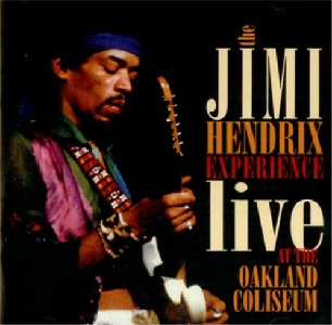 <i>Live at the Oakland Coliseum</i> 1998 live album by The Jimi Hendrix Experience