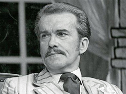 John Moffatt (actor) English actor and playwright