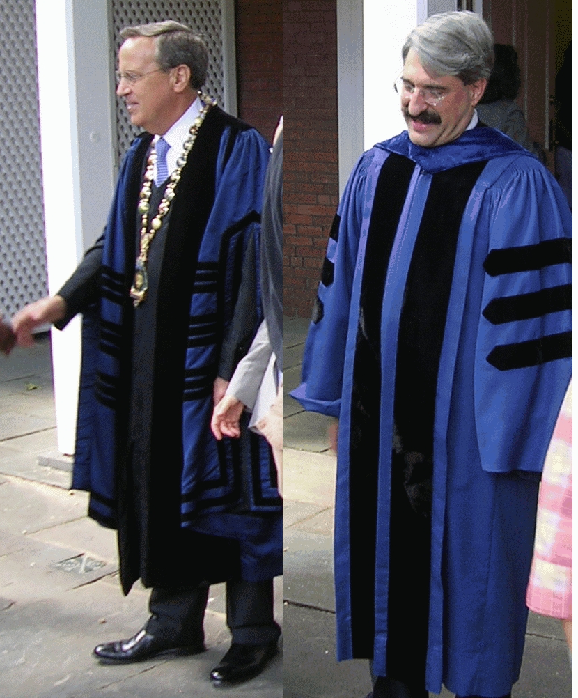 Academic regalia in the United States