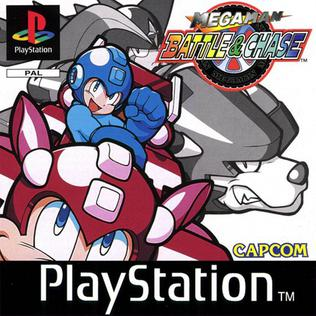 <i>Mega Man: Battle & Chase</i> 1997 video game