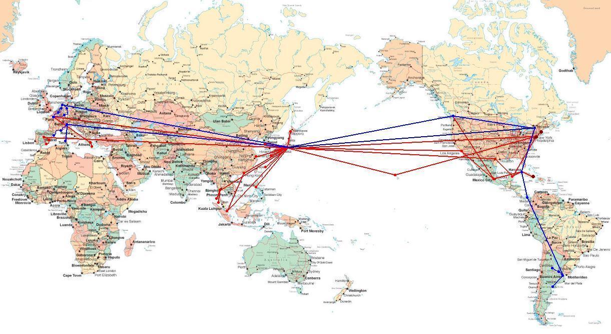 world travel map Maps Home – World Traveler Map