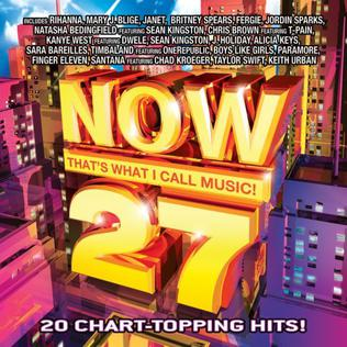 Now That's What I Call Music! 27 (U.S. series) - Wikipedia on