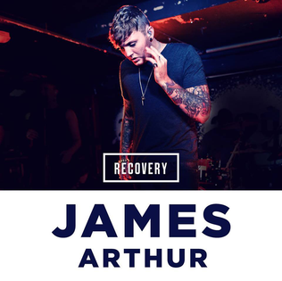 Helia Song Contest 193 - The Game of Love in Silent Hill - Prijave Recovery-single-by-James-Arthur