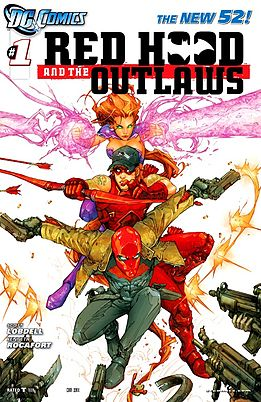 Image result for Red Hood and the Outlaws