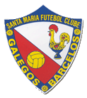 Santa Maria F.C. football club in Galegos Santa Maria, Portugal