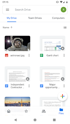 Screenshot of Google Drive app for Android.png