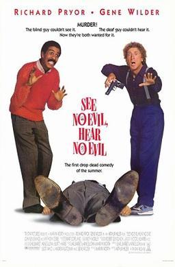 SEE NO EVIL HEAR NO EVIL (1989) ile ilgili görsel sonucu