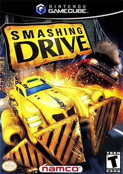 North American GameCube cover art