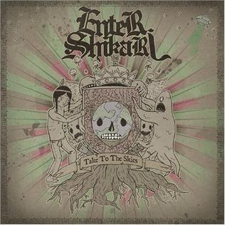 <i>Take to the Skies</i> 2007 studio album by Enter Shikari
