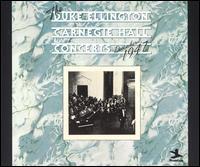<i>The Carnegie Hall Concerts: December 1947</i> 1977 live album by Duke Ellington