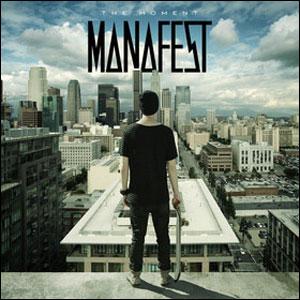 <i>The Moment</i> (Manafest album) 2014 studio album by Manafest
