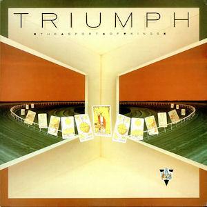 <i>The Sport of Kings</i> 1986 studio album by Triumph
