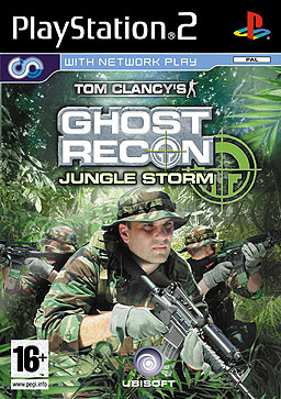 Tom Clancy S Ghost Recon Jungle Storm Wikipedia