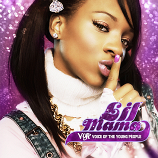 <i>VYP (Voice of the Young People)</i> 2008 studio album by Lil Mama