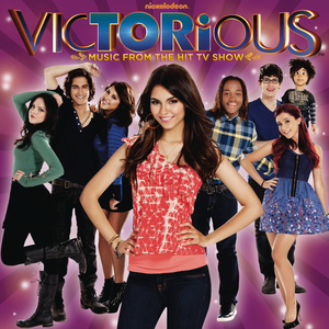<i>Victorious: Music from the Hit TV Show</i> 2011 soundtrack album by Victoria Justice and Victorious cast