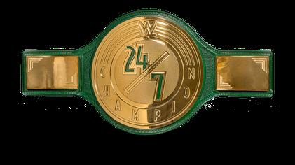 RESULTADOS GPW SUPERSHOW 2 EN ORLANDO FLORIDA WWE_24-7_Championship_belt