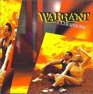 <i>Ultraphobic</i> 1995 studio album by Warrant