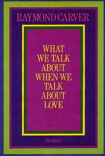 What We Talk About When We Talk About Love Wikipedia