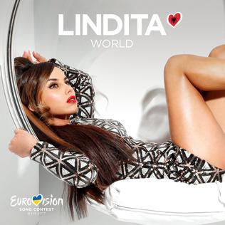 World (Lindita song) 2017 song by Lindita