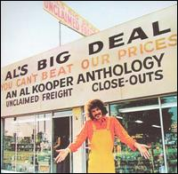 <i>Als Big Deal – Unclaimed Freight</i> compilation album by Al Kooper