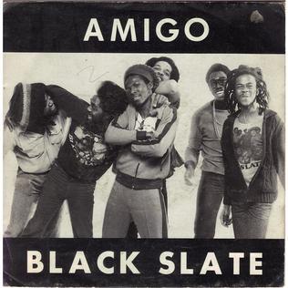 Amigo Black Slate Song Wikipedia