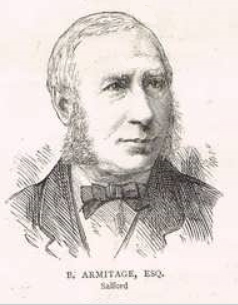 Benjamin Armitage British politician