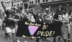 Bisexual support goups in nyc