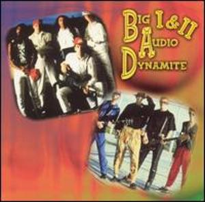 <i>Big Audio Dynamite I & II</i> 2000 compilation album by Big Audio Dynamite