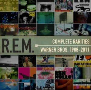 <i>Complete Rarities: Warner Bros. 1988–2011</i> 2014 compilation album by R.E.M.