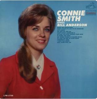 <i>Connie Smith Sings Bill Anderson</i> 1967 studio album by Connie Smith