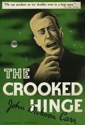 <i>The Crooked Hinge</i> novel by John Dickson Carr