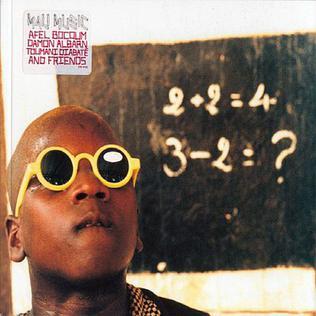 <i>Mali Music</i> 2002 studio album by Damon Albarn, Afel Bocoum, Toumani Diabaté & Friends