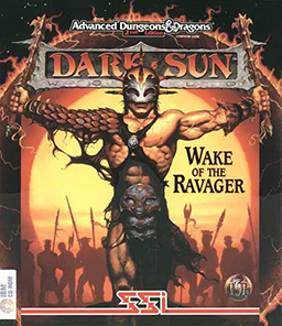 <i>Dark Sun: Wake of the Ravager</i> 1994 video game