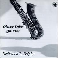<i>Dedicated to Dolphy</i> 1996 studio album by Oliver Lake