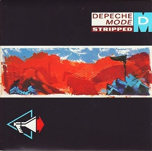 Stripped (song) 1986 song by Depeche Mode
