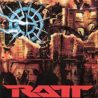 <i>Detonator</i> (album) 1990 studio album by Ratt