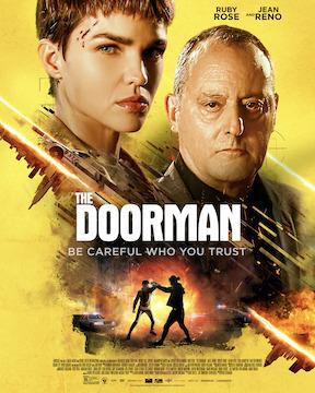 The Doorman 2020 USA Ryûhei Kitamura Ruby Rose Jean Reno Aksel Hennie  Action, Thriller