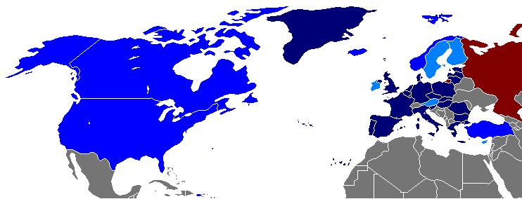 EU NATO Russia