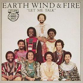 Let Me Talk 1980 single by Earth, Wind & Fire