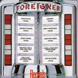 <i>Records</i> (album) 1982 compilation album by Foreigner