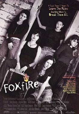 foxfire the novel Foxfire, his new film, is his first in english, and you wonder if this was his  might say doggedly – adapted the 1993 novel by joyce carol oates,.