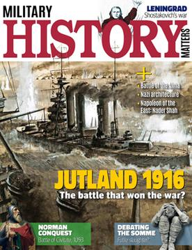 Front cover of Military History Matters