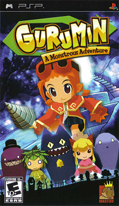 Gurumin - A Monstrous Adventure Coverart.png