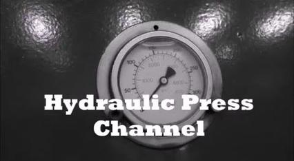 Hydraulic Press Channel - Wikipedia